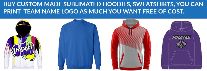 Custom Hoodies Sweatshirts